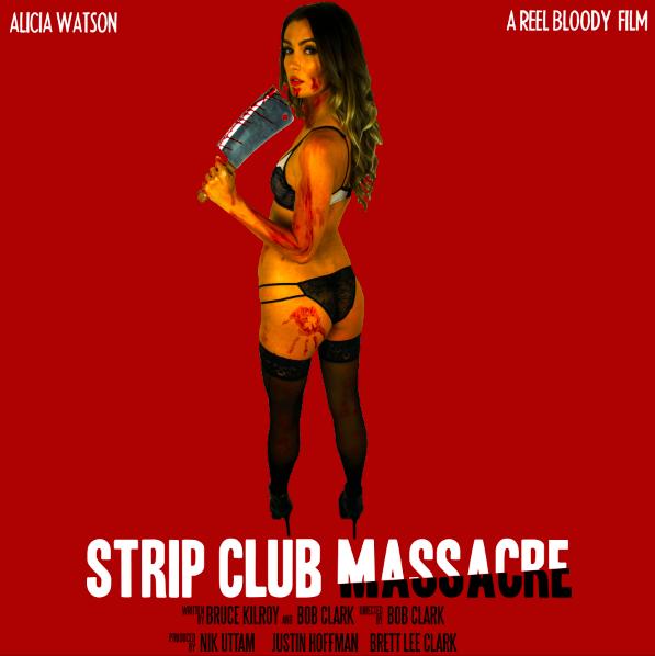 Strip Club Massacre Poster
