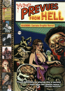 Netflix & Kill: Mad Ron's Prevues From Hell
