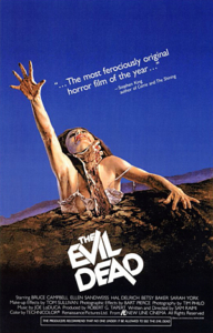 Video Nasty Review: The Evil Dead