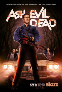 Ash vs Evil Dead Review