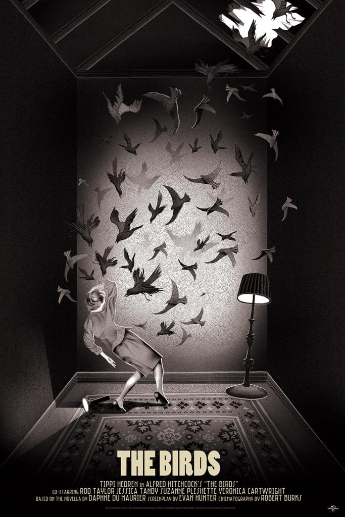 The Birds by Adam Simpson