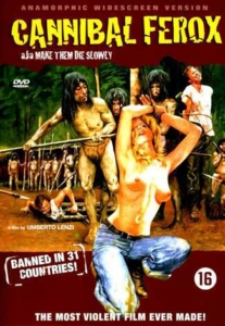 Video Nasty Review: Cannibal Ferox