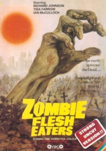 Video Nasty Review: Zombie Flesh Eaters (Zombi 2)