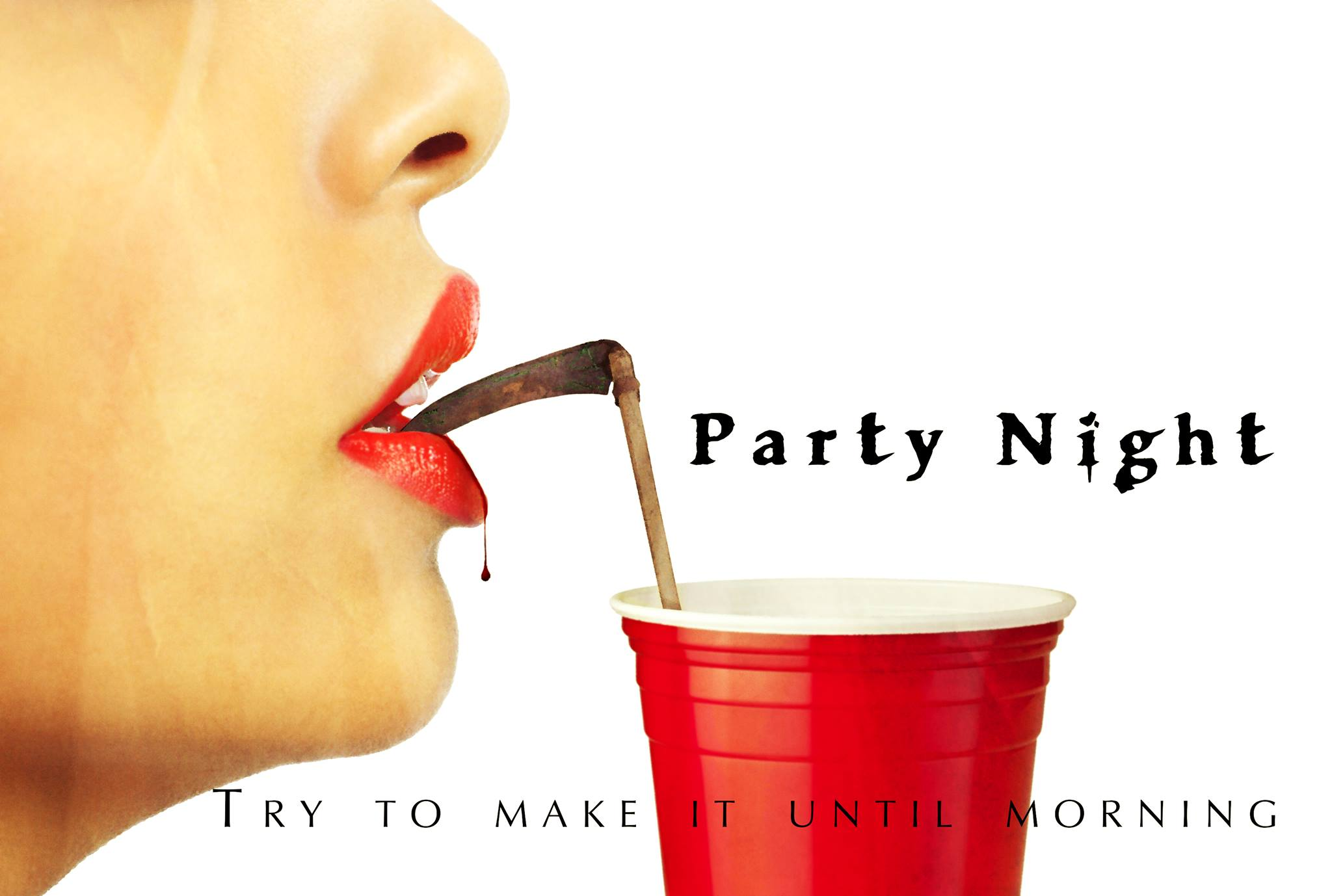 "Help Fund Throwback Slasher ""Party Night"""