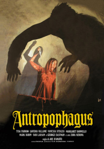 Video Nasty Review: Anthropophagus