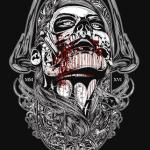 Poster Art for Film Fatales Event Honoring Women in Horror