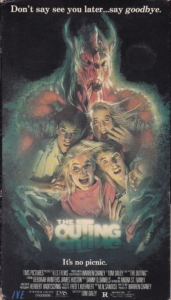 The Outing VHS