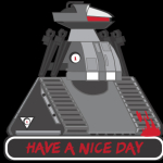 Chopping Mall 30th Anniversary Pin Release