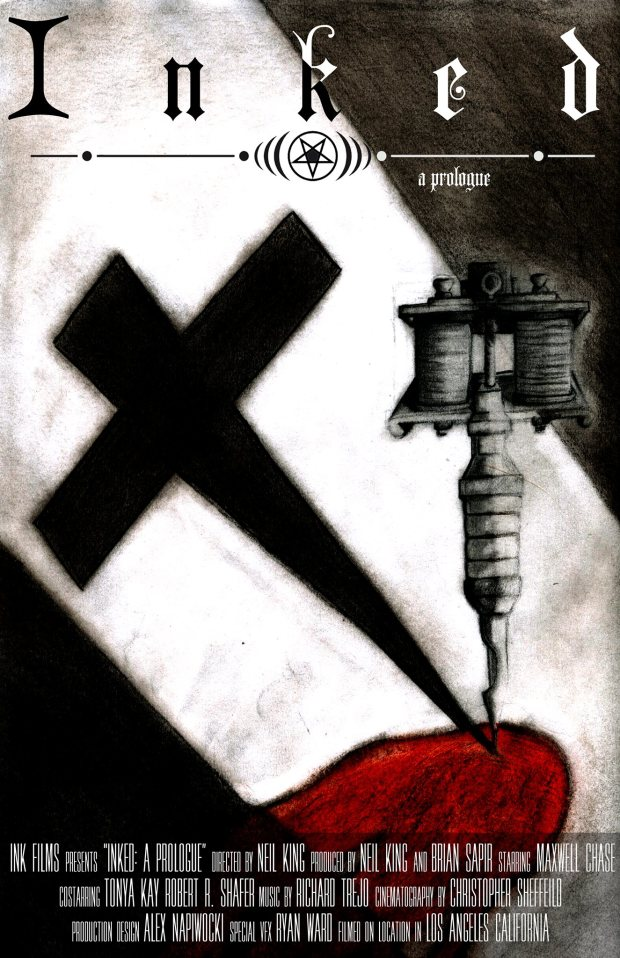 """Support Indie Horror by Helping Fund """"Inked: A Prologue"""""""