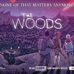 """Review of Graphic Novel """"The Woods: Vol 1"""""""