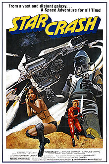 Retro Review: Starcrash