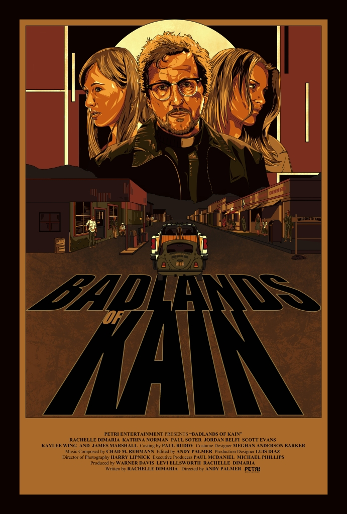 Badlands Of Kain_Web Poster