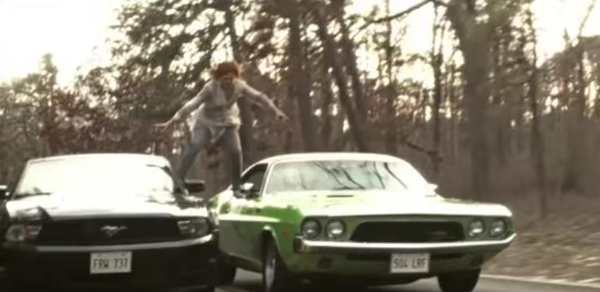 Old 37 Stunt Scene