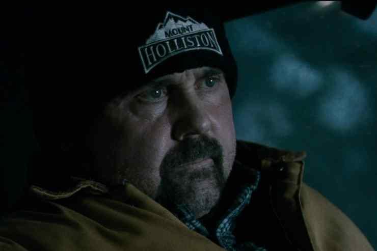 """Kane Hodder's """"Frozen"""" Cameo"""