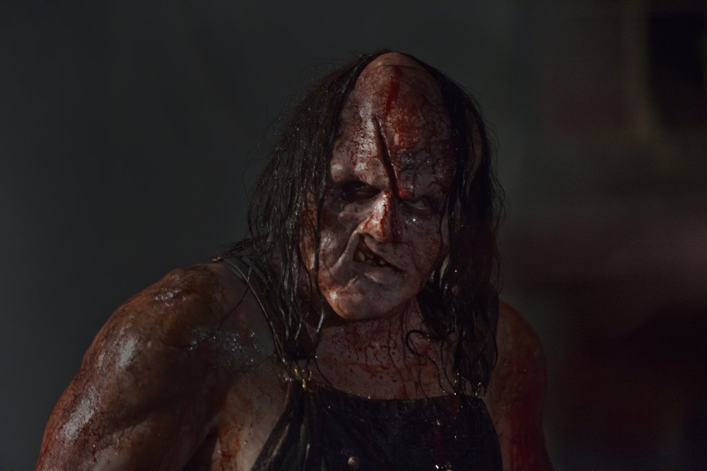 Kane as Victor Crowley