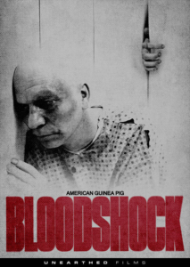 American Guinea Pig Bloodshock Poster