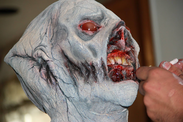 SFX for Terror Tales by Kevon Ward