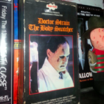 Retro Review: Doctor Strain the Body Snatcher