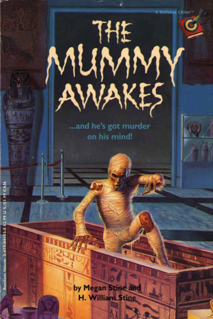 TheMummyAwakes