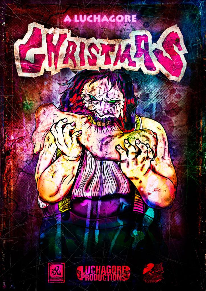 a-luchagore-christmas-fanart