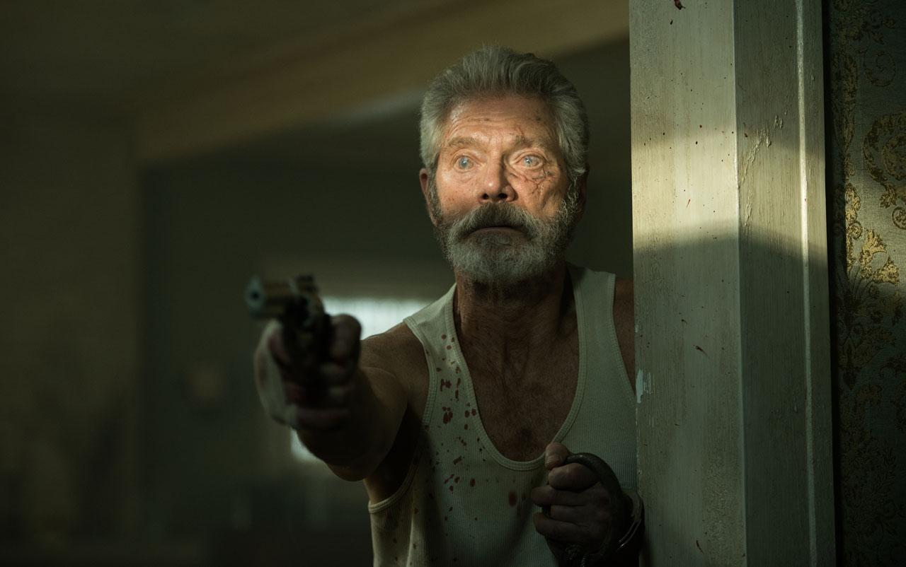 Stephen Lang stars in Screen Gems' horror-thriller DON'T BREATHE.