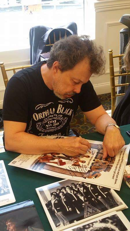 Curtis Armstrong Signing Autographs