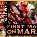 Sneak Peek: First Man on Mars