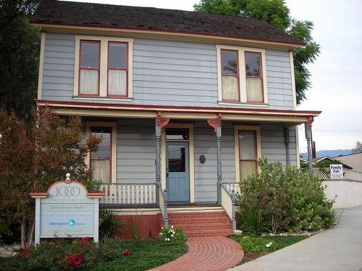 Original Myers Residence, 1000 Mission Street