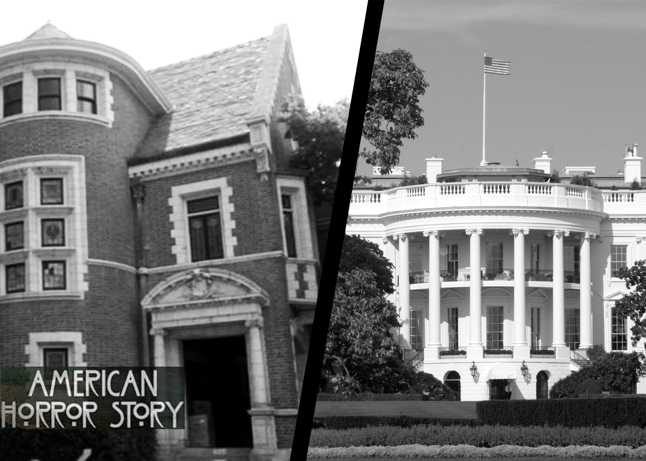 Ahs from murder house to the white house morbidly beautiful for American horror house