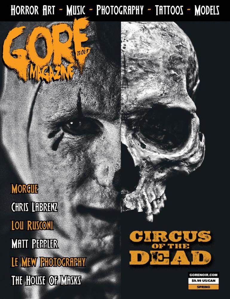 Gore Noire Magazine