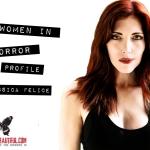 Interview with Scream Queen Jessica Felice