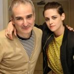 Personal Shopper Premiere: Stewart and Assayas