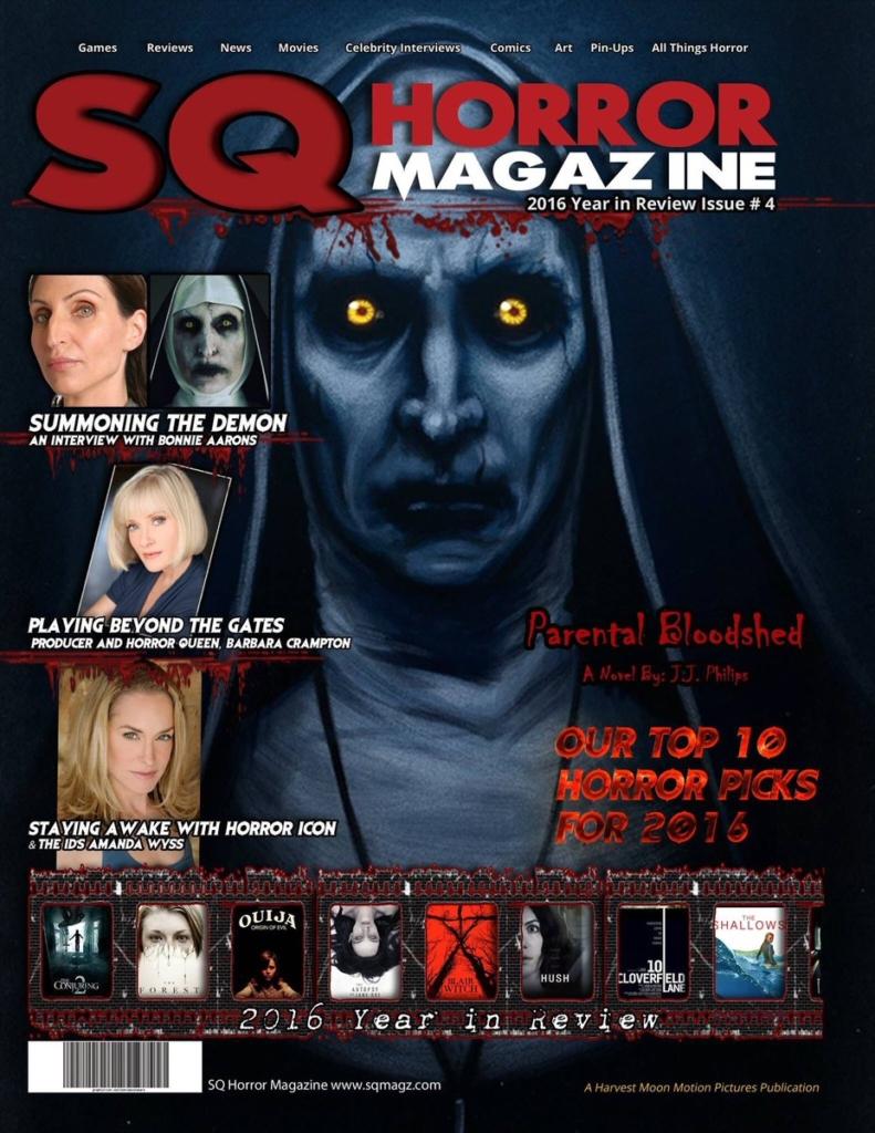 SQ Horror Magazine