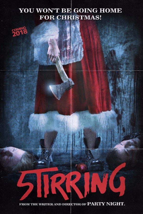 Stirring Poster