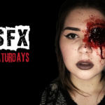 SFX Saturdays: Gouged Eye