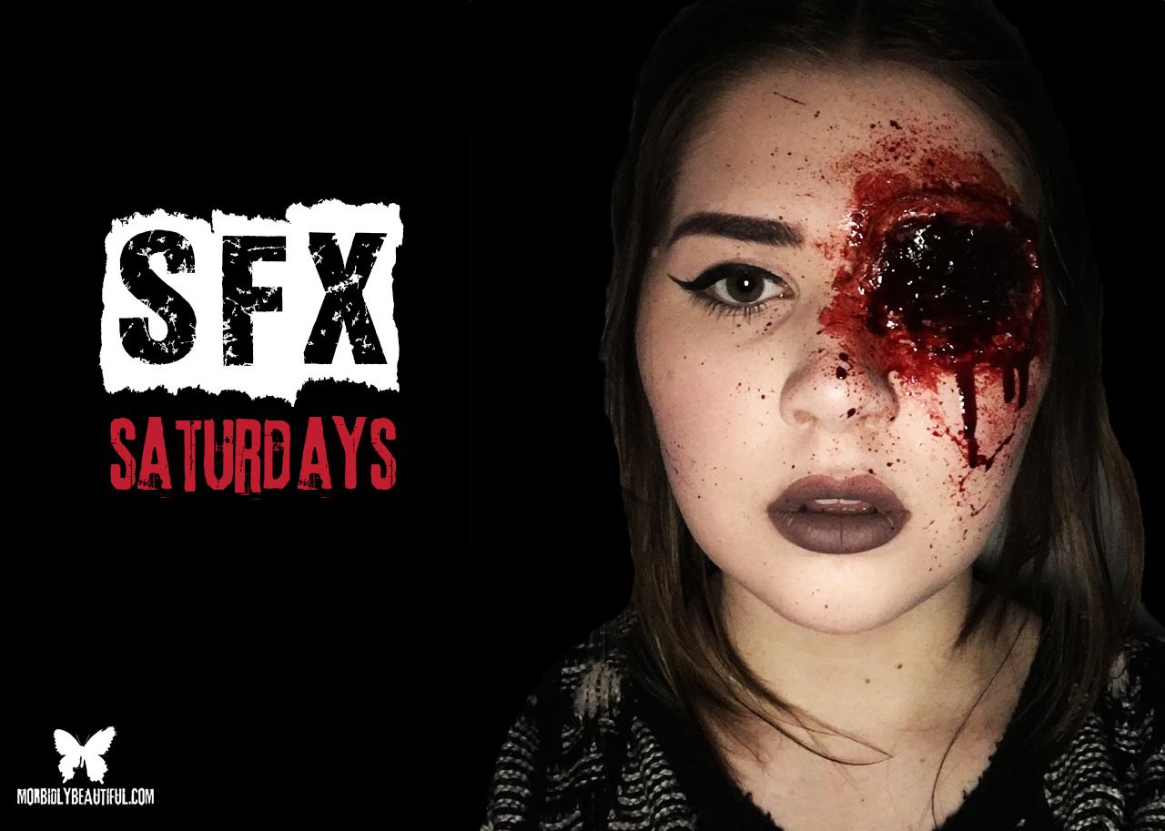SFX Saturdays Morbidly Beautiful