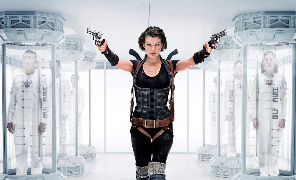 Milla Jovovich Resident Evil