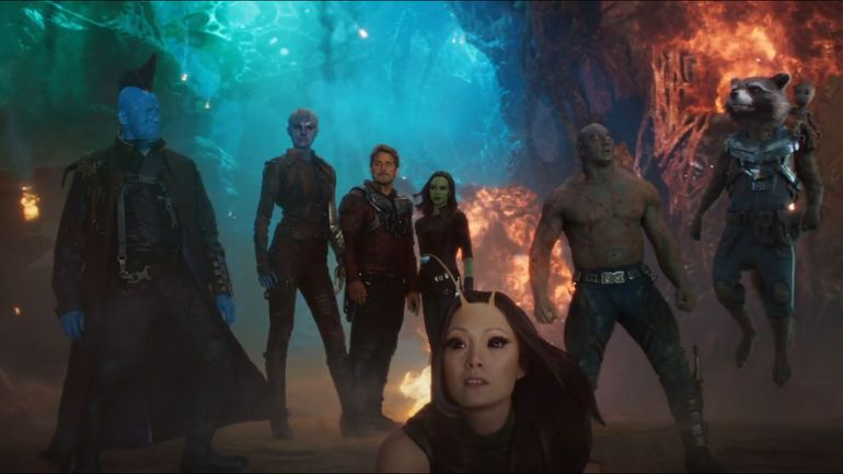 GUARDIANS OF THE GALAXY VOL. 1 (now referred to by this title) took the  world by surprise and grossed over $770 million worldwide.