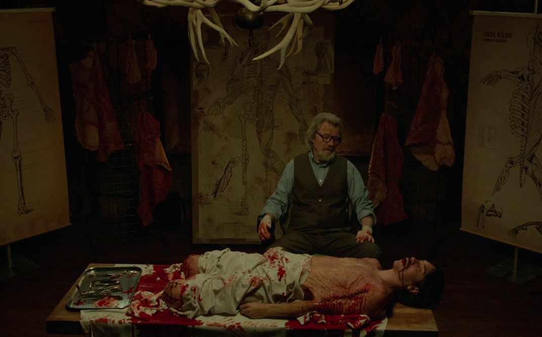 "Michael Parks Shines in Kevin Smith's ""Tusk"" — Morbidly Beautiful"