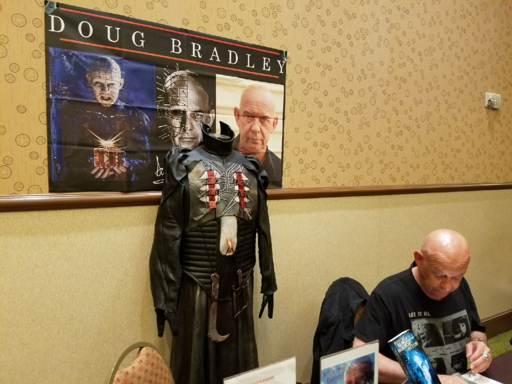 Doug Bradley Mad Monster Party