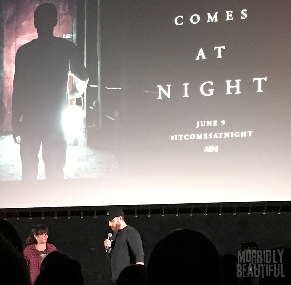 It Comes At Night Screening