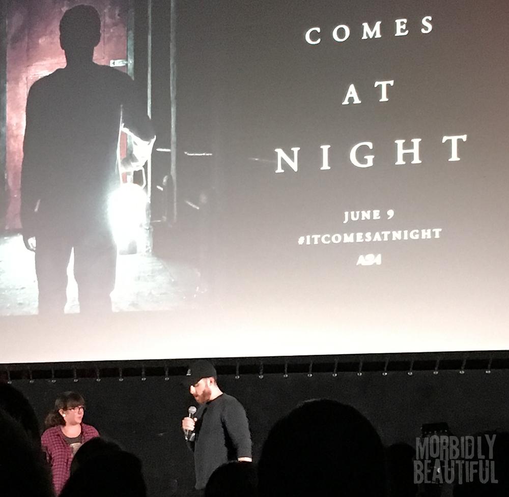 It Comes At Night Screening