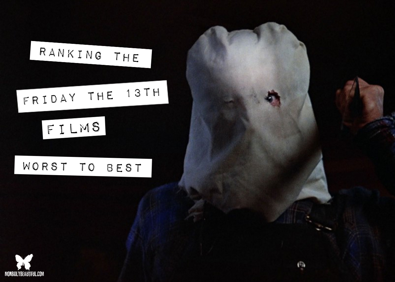 Ranking Friday the 13th Films