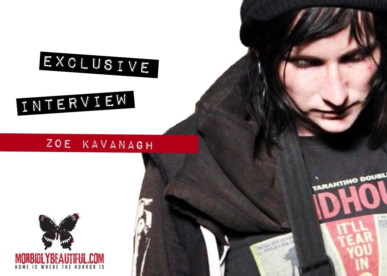 Zoe Kavanagh Interview