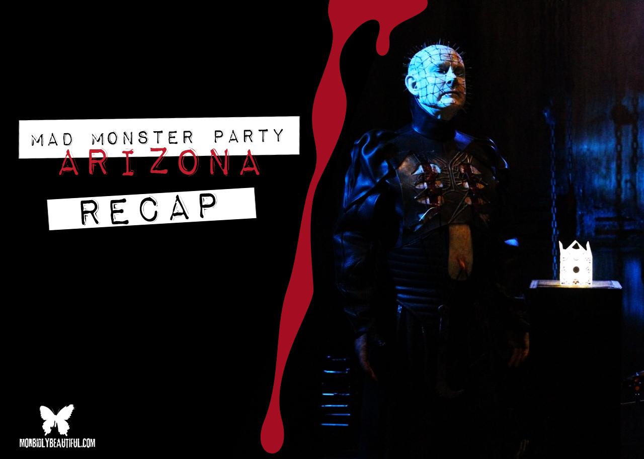 Mad Monster Party Arizona 2017