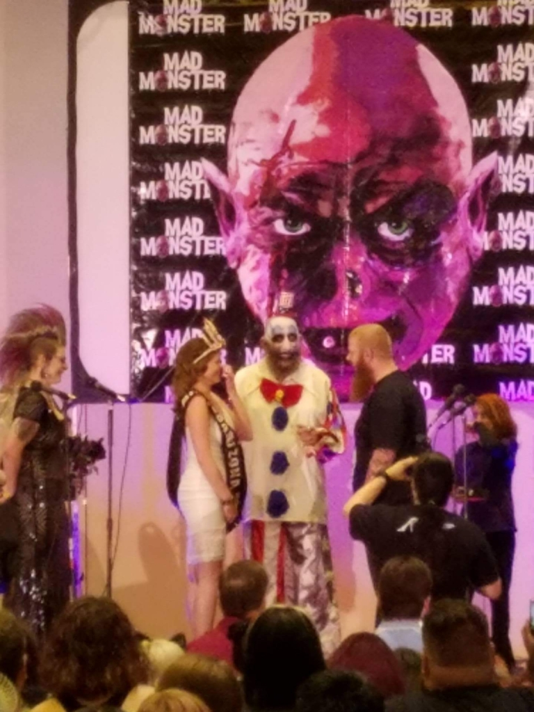 Mad Monster Party Wedding