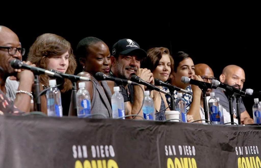 The Walking Dead SDCC