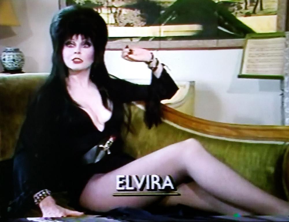 Women in Horror: Ode to Elvira - Morbidly Beautiful