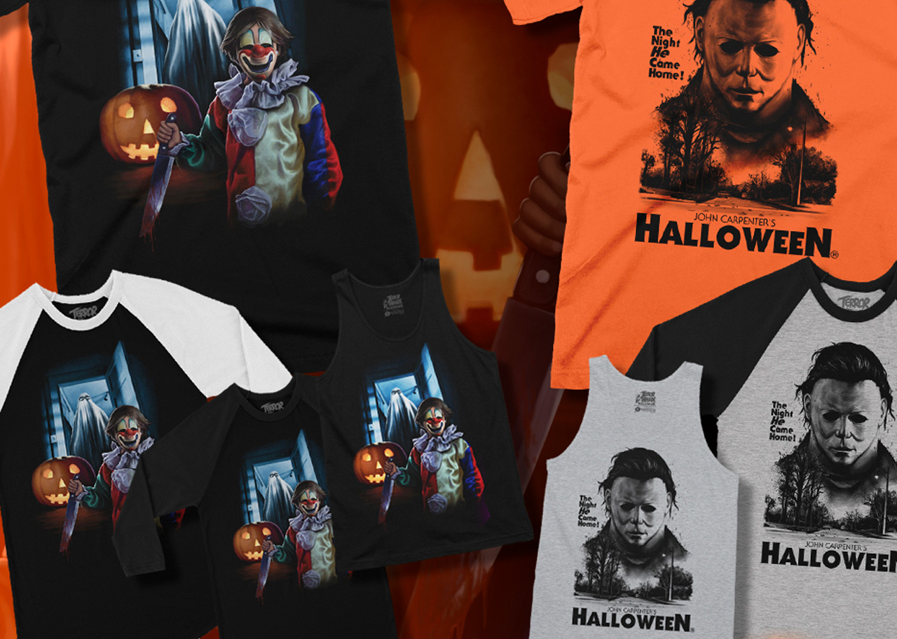 Terror Threads Halloween