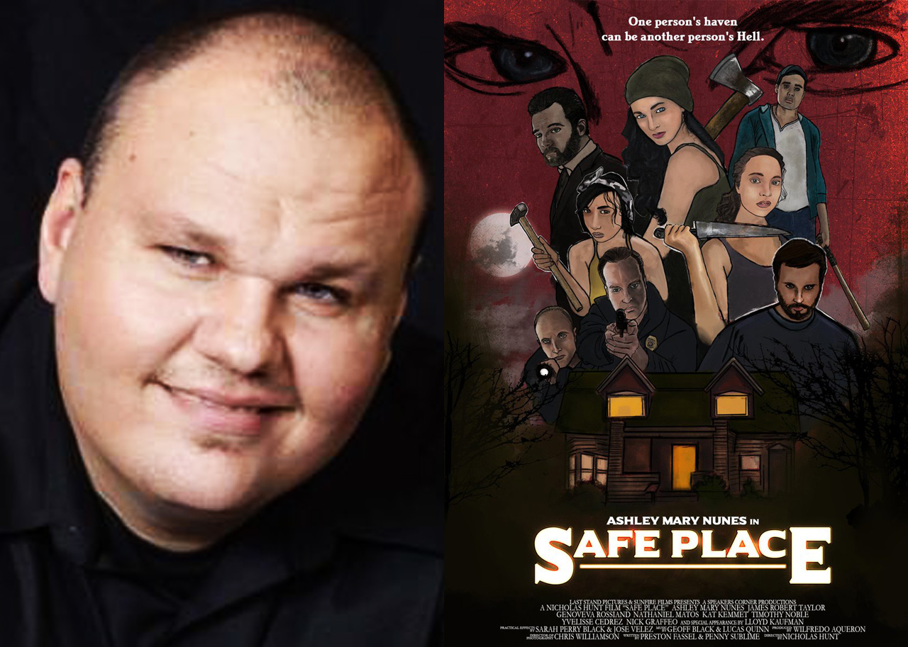 Nick Hunt Safe Place